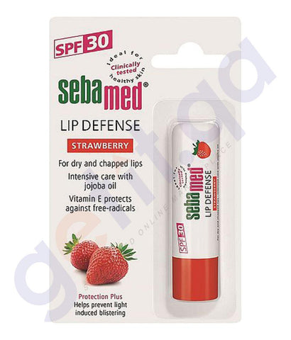 LIP DEFENCE - SEBAMED LIP DEFENCE STICK STRAWBERRY