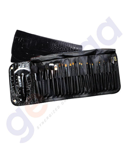 MAKEUP SET - FOREVER52  23 PCS PROFESSIONAL BRUSH SET- X21 BLACK ONLY