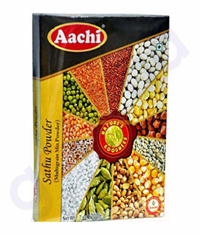 MALTED DRINK - AACHI HEATLH MIX  POWDER 500GM