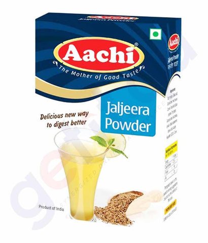 MALTED DRINK - AACHI JAL JEERA POWDER 100 GM