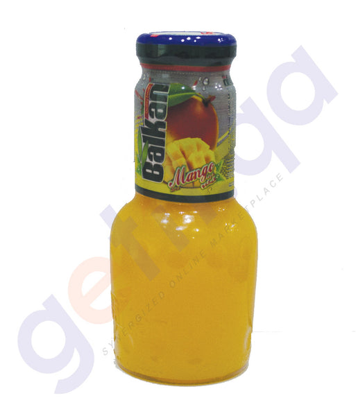 BALKAN MANGO JUICE 250 ML