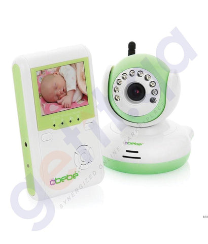 MEDICAL - BREMED 2.4G DIGITAL LCD BABY MONITOR BD3100