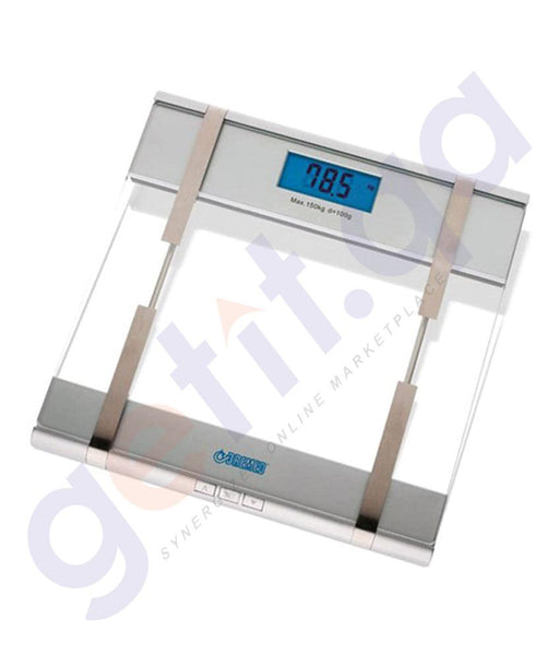 MEDICAL - BREMED DIGITAL BODY FAT & WATER SCALE BD7750