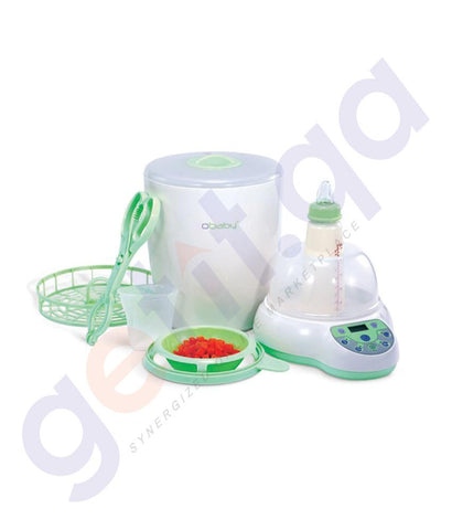 MEDICAL - BREMED ELECTRIC 4 IN 1 STEAMING CENTRE BD3230