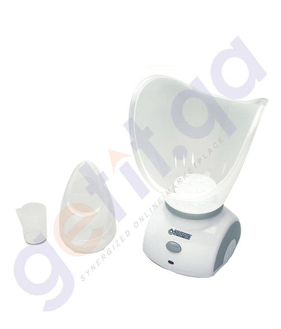 MEDICAL - BREMED FACIAL SAUNA WITH INHALER & AROMA DIFFUSER BD7100