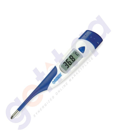 MEDICAL - BREMED FAST READING DIGITAL THERMOMETER - FLEX TIP BD1170