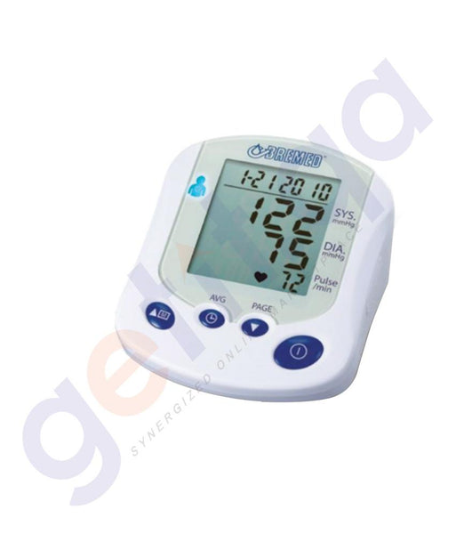MEDICAL - BREMED FULL AUTOMATIC ARM TYPE BP MONITOR BD8200