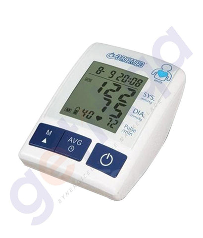 MEDICAL - BREMED FULL AUTOMATIC ARM TYPE BP MONITOR BD8700