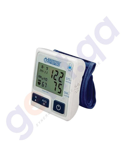 MEDICAL - BREMED FULL AUTOMATIC WRIST TYPE BP MONITOR BD8600