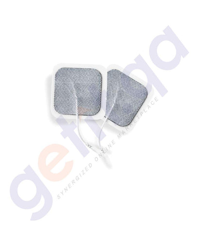 MEDICAL - BREMED SET 1 PAIR ELECTRODE PAD FOR TENS BD7920