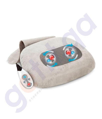 MEDICAL - BREMED SHIATSU MASSAGING PILLOW BD7001
