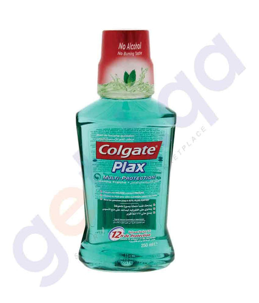 MOUTHWASH - COLGATE PLAX FRESH MINT MOUTHWASH