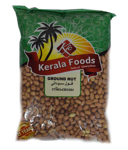 NUTS - GROUND NUTS - 1 KG BY KERALA FOODS