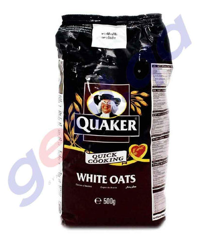 OATS - QUAKER OATS POUCH-500GM