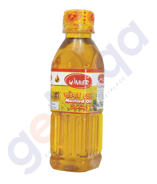 OIL - MUSTARD OIL BY WINNER