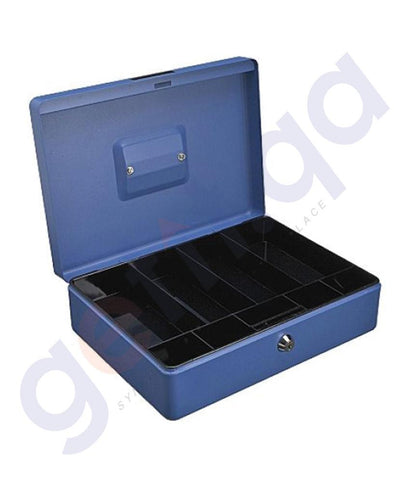 OTHER OFFICE ACCESORIES - CARL CASH BOX - 225X310X97MM