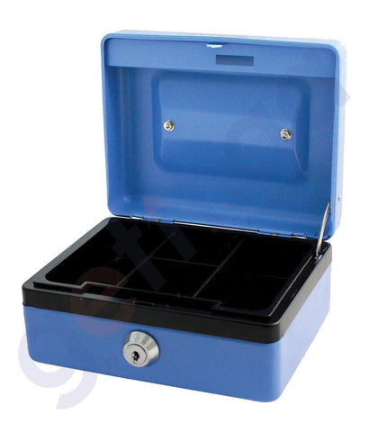 OTHER OFFICE ACCESORIES - CARL CASH BOX - W152XL129XH83MM