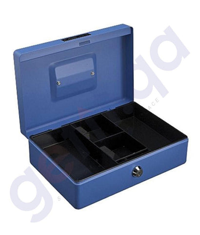OTHER OFFICE ACCESORIES - CARL CASH BOX - W170XL250XH86MM