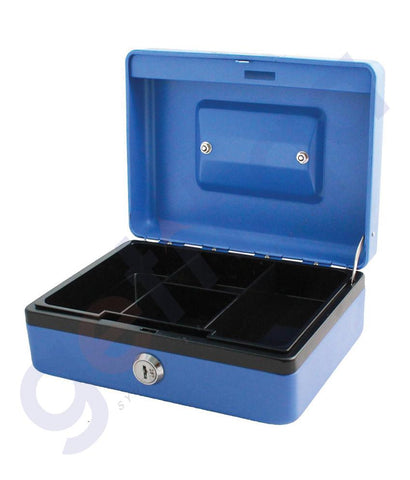 OTHER OFFICE ACCESORIES - CARL CASH BOX - W195XL155XH83MM