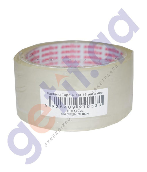 OTHER OFFICE ACCESORIES - CLEAR TAPE  BY AMITCO
