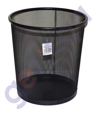 OTHER OFFICE ACCESORIES - WASTE BASKET SMALL JS-5002JJM-5002 BY AMITCO