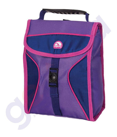 OUTDOOR CAMPING - IGLOO HOT BRIGHTS LUNCH BAG PURPLE REGULAR - 161246