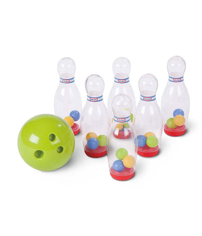 Outdoor Toys - Little Tikes Clearly Sports Bowling 630408M ( 2+ Years )