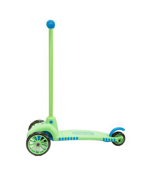 Outdoor Toys - Little Tikes Lean To Turn Scooter - Green / Blue 640117M ( 2- 4 Years )