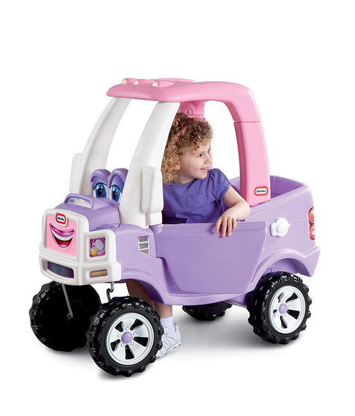 Outdoor Toys - Little Tikes Princess Cozy Truck 627514MP ( 18 Months - 5 Years )