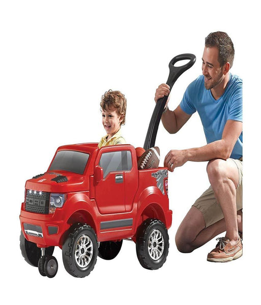 Outdoor Toys - Step2 2-in-1 Ford F-150 SVT Raptor 840700 (1.5+ Years)