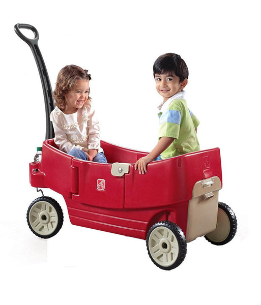 Outdoor Toys - Step2 All Around Wagon 727700 ( 1.5 + Years)