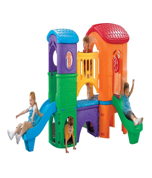 Outdoor Toys - Step2 Clubhouse Climber 802300 (2- 6 Years)