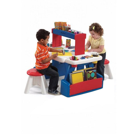 Outdoor Toys - Step2 Creative Projects Table 829900 (3+ Years)