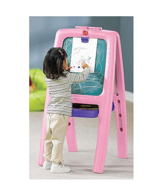 Step2 Easel For Two Set Pink 799900 3 Years