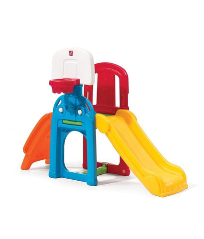 Outdoor Toys - Step2 Game Time Sports Climber Refresh 850300 (2- 6 Years)