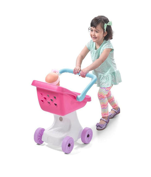 Outdoor Toys - Step2 Love & Care Doll Stroller 854100 ( 2+ Years)