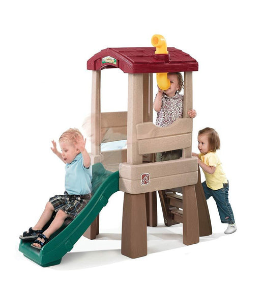 Outdoor Toys - Step2 Naturally Playful Lookout Treehouse 776900 (1.5 To 5 Years)