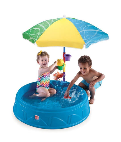 Outdoor Toys - Step2 Play And Shade Pool 716000 ( 2+  Years)