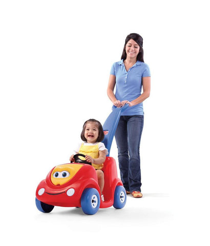 Outdoor Toys - Step2 Push Around Buggy 10th Anniversary Edition 717000 ( 1.5+ 3 Years)