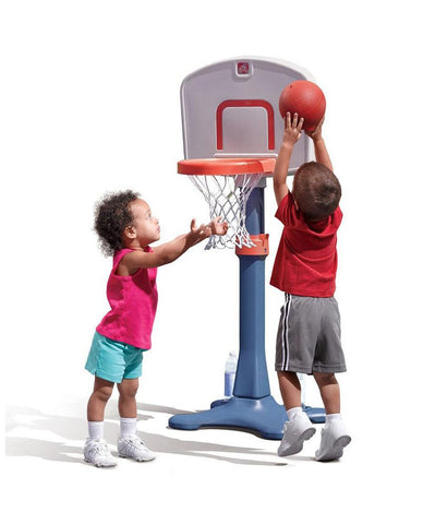 Outdoor Toys - Step2 Shootin' Hoops Junior Basketball Set 7356wm ( 1.5 + Years)