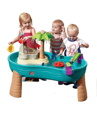 Outdoor Toys - Step2 Splish Splash Seas Water Table 850700 ( 1.5 + Years)