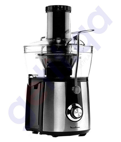 Buy Moulinex Juice Extractor 800w JU550D27 Price Doha Qatar