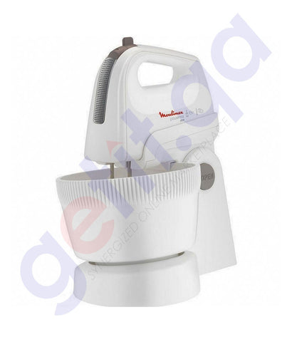 Buy Moulinex Hand Mixer Bowl 500w HM615127 Price Doha Qatar