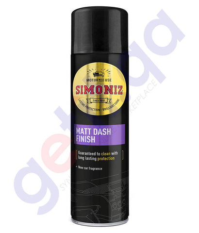 Buy Simoniz Matt Dashboard Finish 500ml Online Doha Qatar