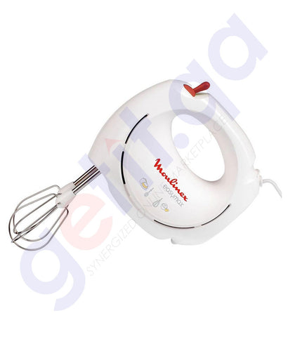 Buy Moulinex Hand Mixer 200w ABM11181 Price in Doha Qatar