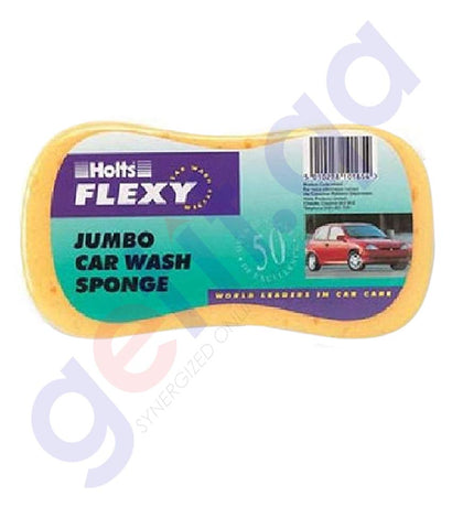 Buy Holts Flexy Jumbo Car Wash Sponge Online in Doha Qatar