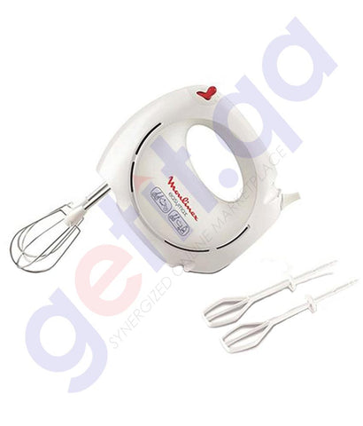 Buy Moulinex Hand Mixer Bowl 200w HM250127 Price Doha Qatar