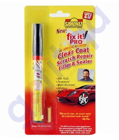 Buy Simoniz Scratch Repair Pen Price Online in Doha Qatar
