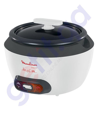Buy Moulinex Rice Cooker 700w MK156127 Online in Doha Qatar