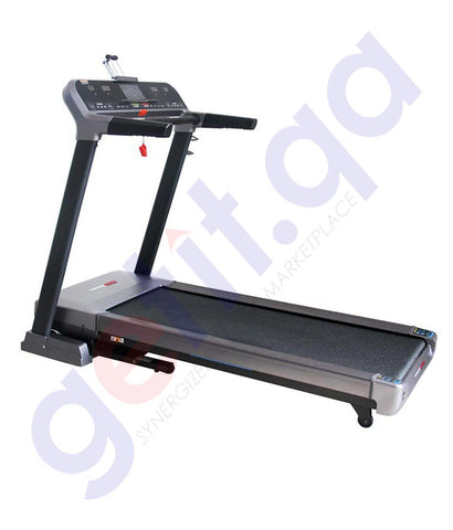 Buy Life Long 3HP Motorised Treadmill YK-ET1601A Doha Qatar